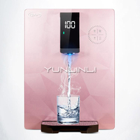 인스턴트 난방 물 디스펜서 냉각 및 난방 이중 사용 물 디스펜서 220 v 벽 교수형 온수기 SPL-A8