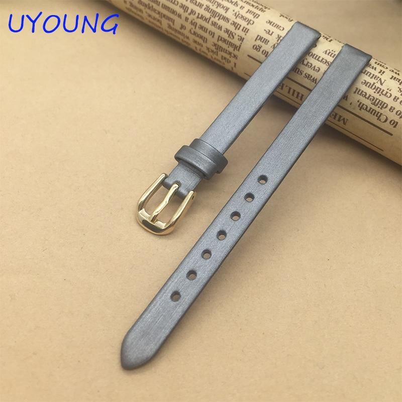Ultrathin Spin копринена лента за часовници - Аксесоари за часовници - Снимка 2