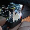 Portavasos Bebida coche Portátil Vehículo Multifunción Del Asiento Copa Bebidas Titular Organizador Interior de la Guantera Del Coche Del Teléfono Celular