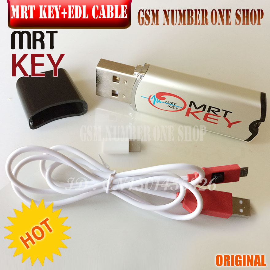 mrtkey + edl cable - unmber one - E