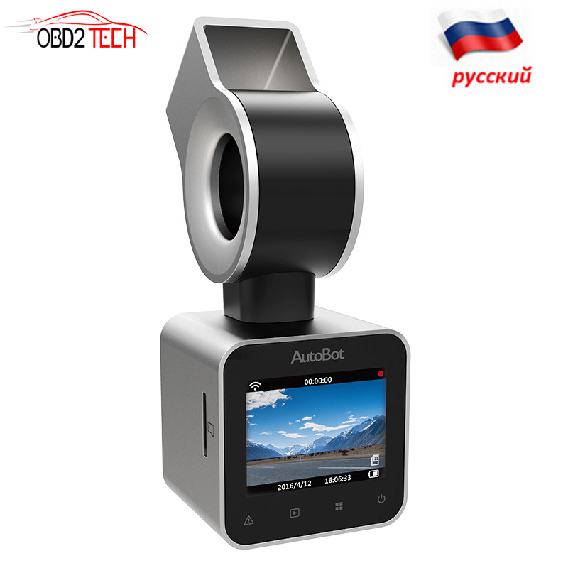 Autobot G Mini Hidden Wide-Angle high-Speed Driving Recorder With Touch Screen MINI Car Camera WiFi DVR Night Vision G-Sensor цена