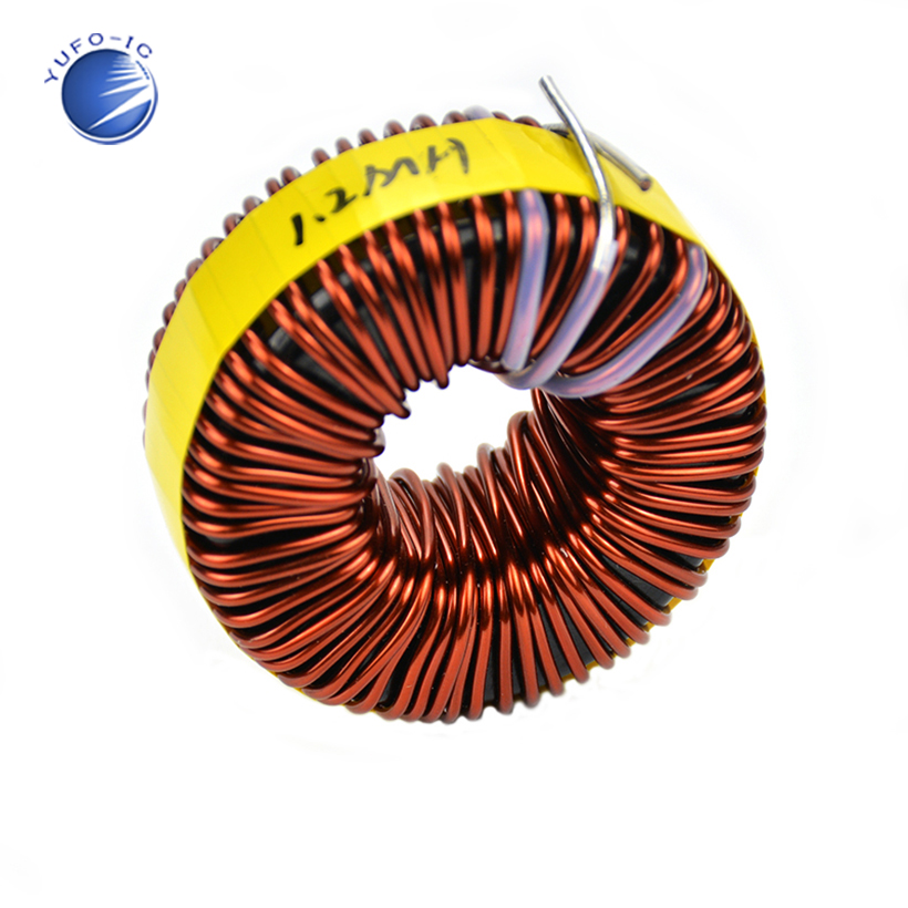 1000W-2000W 850uh 1.2/1.5/2.0/2.5/3.0/3.3MH Sine Wave Inverter Sendust SPWM filter inductance PFC inductor  9A 8.0A  7.0A1000W-2000W 850uh 1.2/1.5/2.0/2.5/3.0/3.3MH Sine Wave Inverter Sendust SPWM filter inductance PFC inductor  9A 8.0A  7.0A