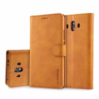 For Huawei mate 10 Case Luxury Leather & Silicone Cover For Huawei Mate 10 Case Wallet Phone Coque Flip For Huawei Mate10 Fundas