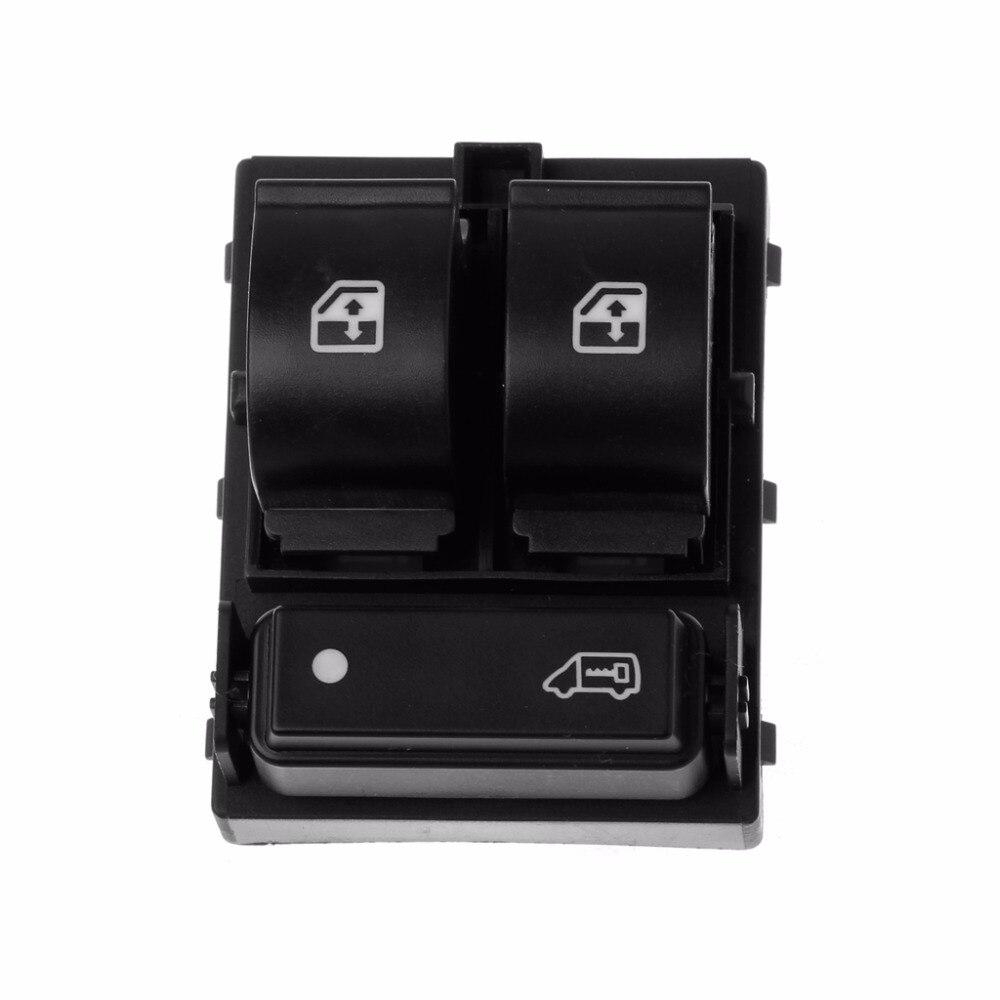 Новый черный 8 pin 735421419 окна автомобиля тройной Управление кнопка  включения для FIAT Ducato Citroen джемпер