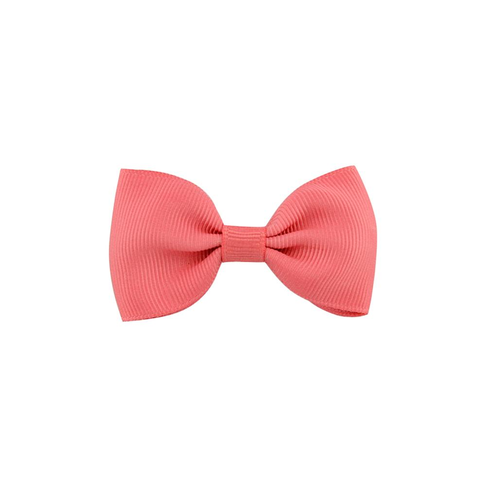 40 цветов, 1 шт., цветные заколки для детей, для маленьких девочек, заколки для волос, бантики, аксессуары для волос, заколка для волос 643 - Цвет: 15