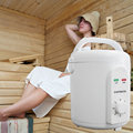 Sauna a vapor gw-st02 Série AC220V/110 V Economia cayha Steamer acessórios gerador portátil
