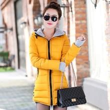 2016 осенью и зимой одежда 24 пуховик 25 элегантный 27 темперамент 27 выращивания 28-30 лет долго пальто женщина