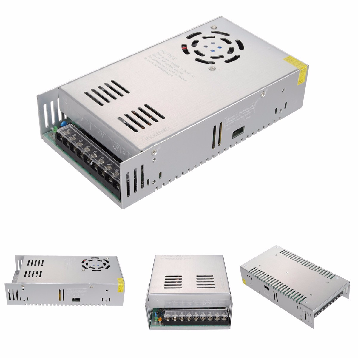 20A 480W LED Driver Adapter AC110-220V To DC 24V LED Switching Power Supply For LED Strip Light LED Display
