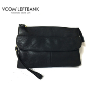 Factory Wholesale Price Women S Clutch Soft Real Natural Leather Designer Envelope Bags Ladies Flap Bag