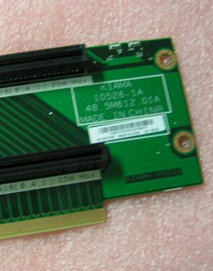 PCI-E card for 81Y7212 well tested working