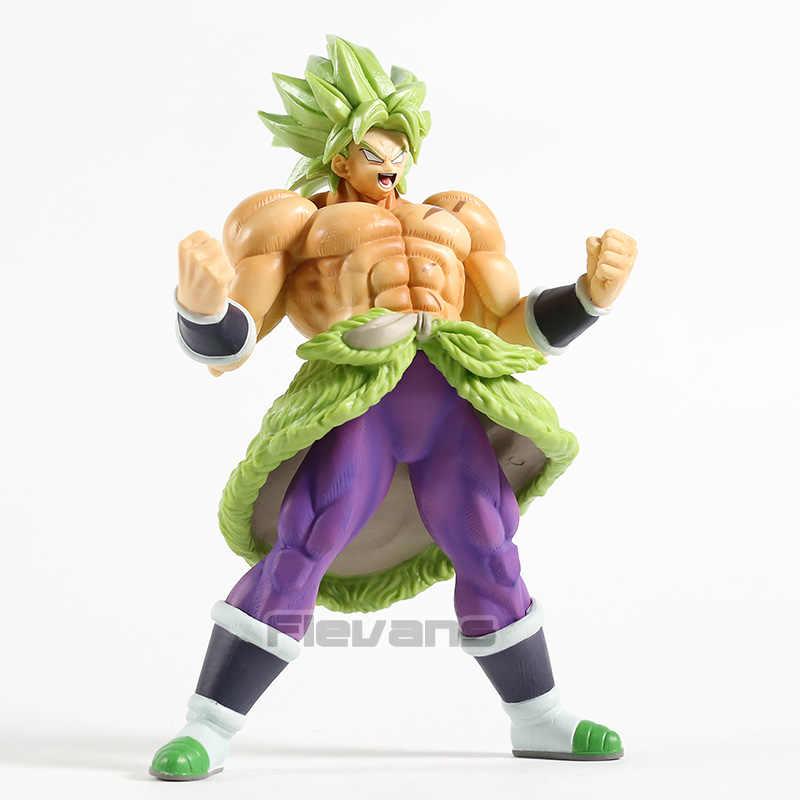 SUPER Dragon Ball Super Saiyan Broly Full Power PVC Figura Collectible Toy Modelo