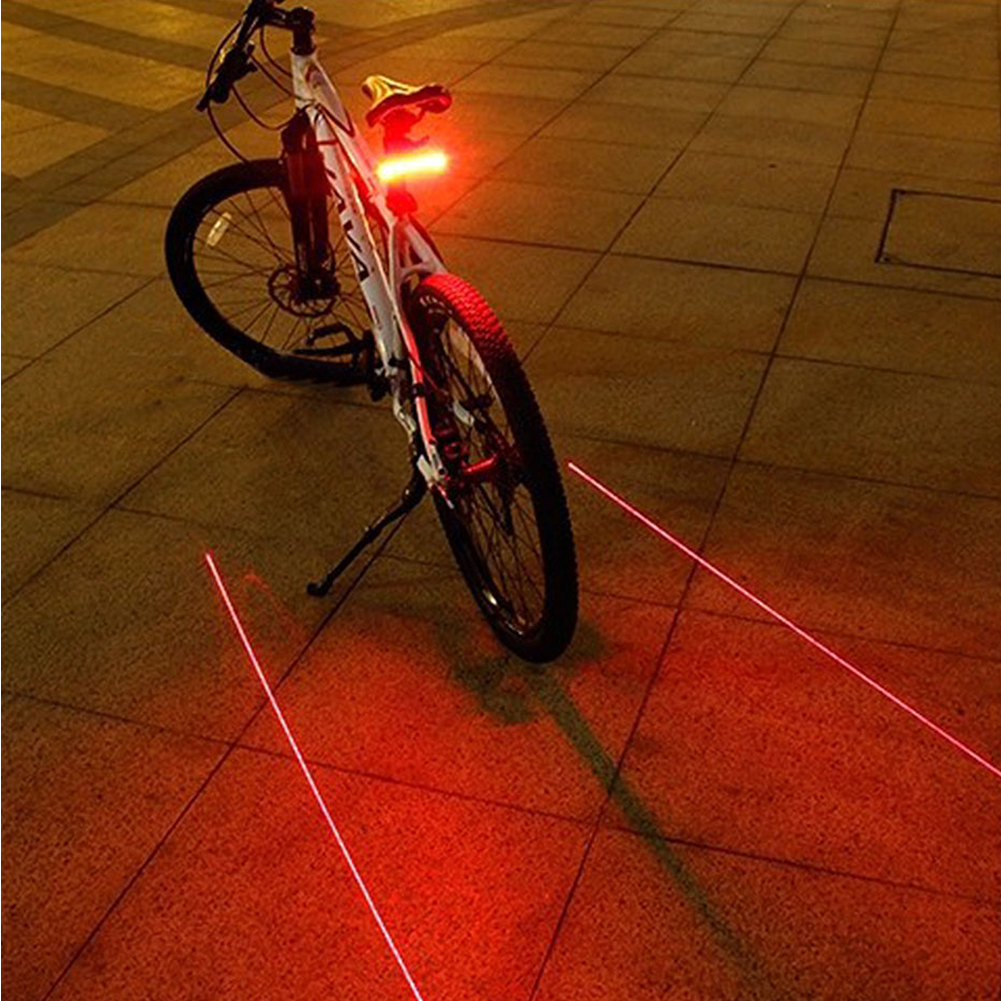 Image 5 - Bicycle Wireless  Rear Light Bike Turn Signal Remote Control 