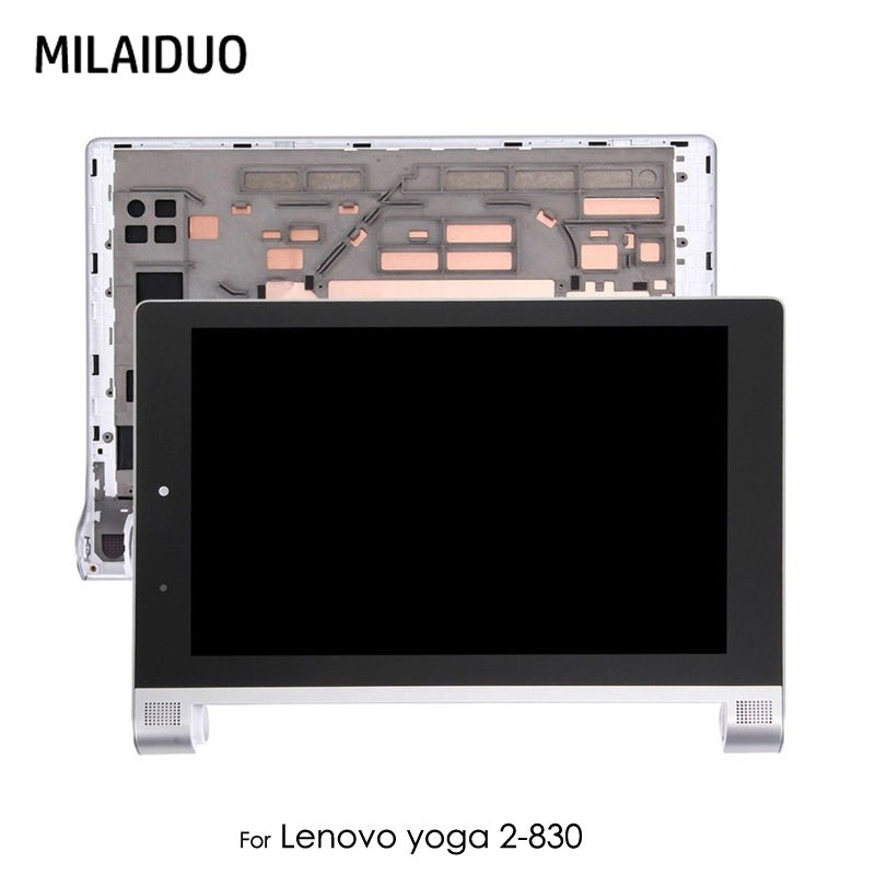 Tablet Lcds & Panels Computer & Office Methodical Lcd Display For Lenovo Yoga Tablet 2 830 2-830 830f 830l Touch Screen Digitizer Glass With Frame Full Assembly Replacement Moderate Price