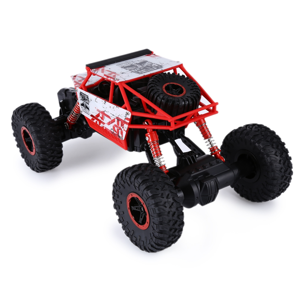 1 18 Rock Crawler 4wd Vehicle Remote Control Rc High Performance