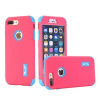 Hybrid Case For Iphone 5 5s Se 6 6s 7 Plus Rugged Hard Silicone Shockproof Cover