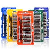 Magnetic Screwdriver Set 60 In 1 Electronic Precision Screwdriver Repair Tool Set Multifunction Cellphone Tablet Repair