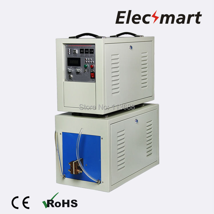 High Frequency EL5188A 45KW Induction Melting Furnace Heat Treatment Furnace
