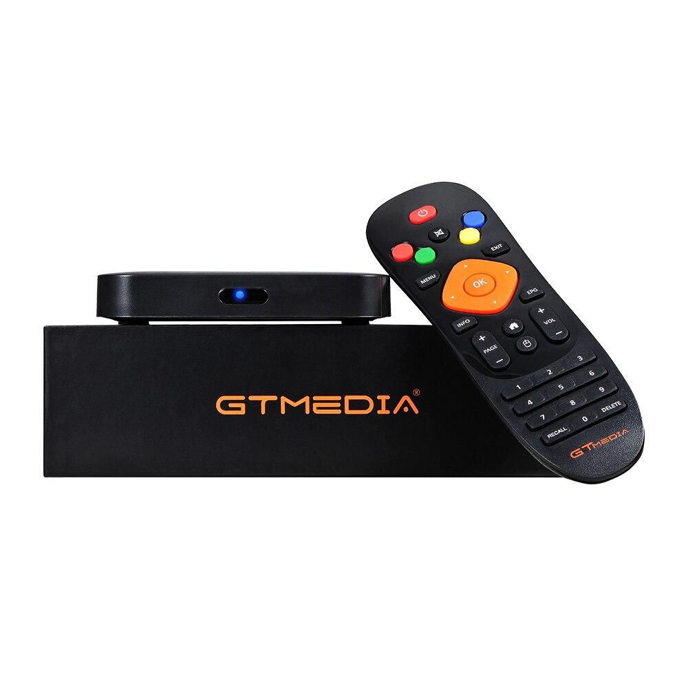 Global Original GTMEDIA G3 Alpha Box IPTV Smart TV Box 4 Android 7 1 4K  Quad Core 2GB 16GB HDMI 2 4G WiFi Bluetooth 4 0 TV Box