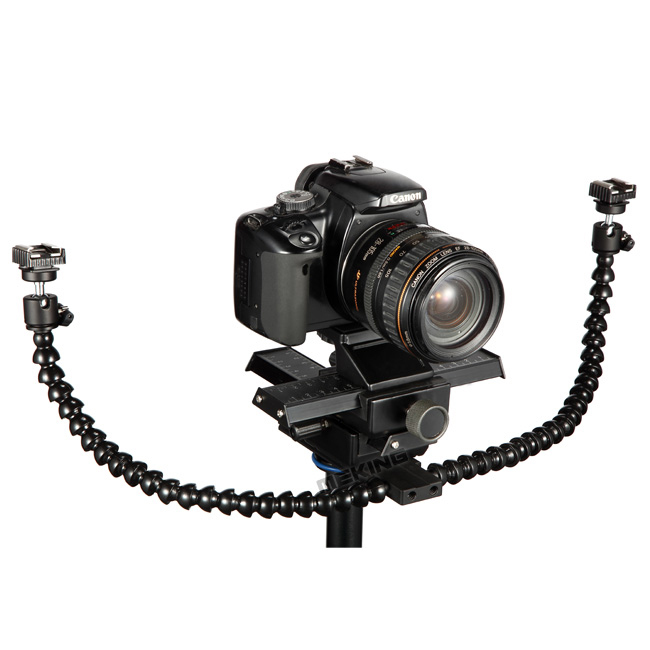 Support de montage de support de Flash Speedlite pour appareil photoSupport de montage de support de Flash Speedlite pour appareil photo