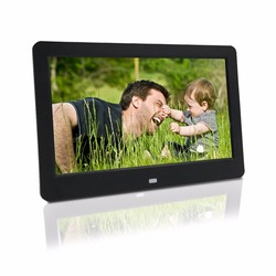 10 inch 10.1 inch digital picture frame digital photo frame video player picture player advertsing machine play picture video