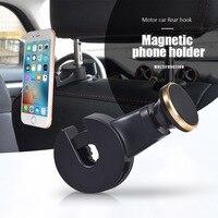 Voiture-style Support de Téléphone De Voiture Appui-Tête Support 360 Degrés de Rotation Réglable Universal Retour Seat Stand Pour Téléphone Mobile iPad Tab