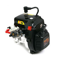ДДТ Fuelie высокий мощный 38cc 4 болта двигатель 9HP для 1/5 масштаб автомобилей Baja HPI BAJA 5B 5 т 5SC Losi 5ive T DBXL MCD