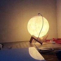 Drop Schiff 880ML Ultraschall Mond Luftbefeuchter Aroma Ätherisches Öl Diffusor USB Nebel Maker Humidificador mit LED Nacht Lampe