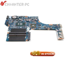NOKOTION для hp Probook 450 G3 Материнская плата ноутбука SR2EY I5-6200U Процессор R7 M340 GPU 828423-001 DAX63CMB6C0 основная плата