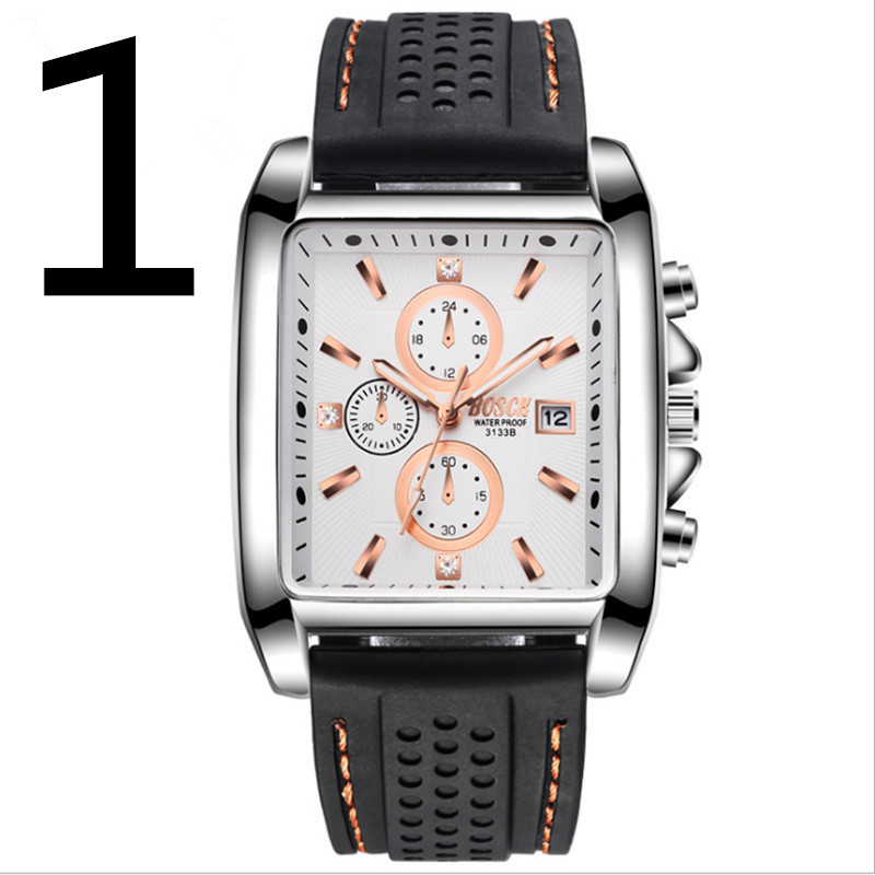 лучшая цена Men's mechanical watch automatic waterproof hollow men's watch genuine leather belt tide fashion 2018 new