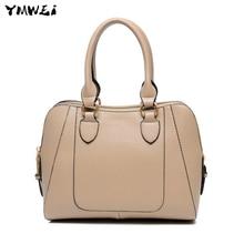 The new 2016 litchi grain female bag Han edition fashion one shoulder bag lady hand bag