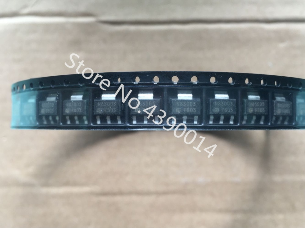 200pcs/lot STN83003 N83003 400V SOT-223 50pcs 78l05 sot 23 l05
