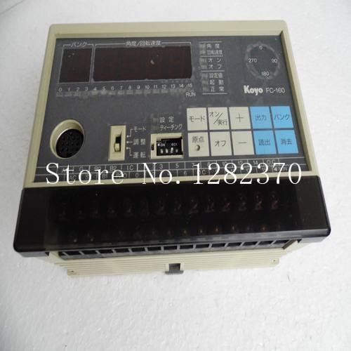 [SA] Japan genuine original special sales KOYO cam controller FC-160 spot [sa] new japan genuine original sunx sensors ex 26a spot 2pcs lot