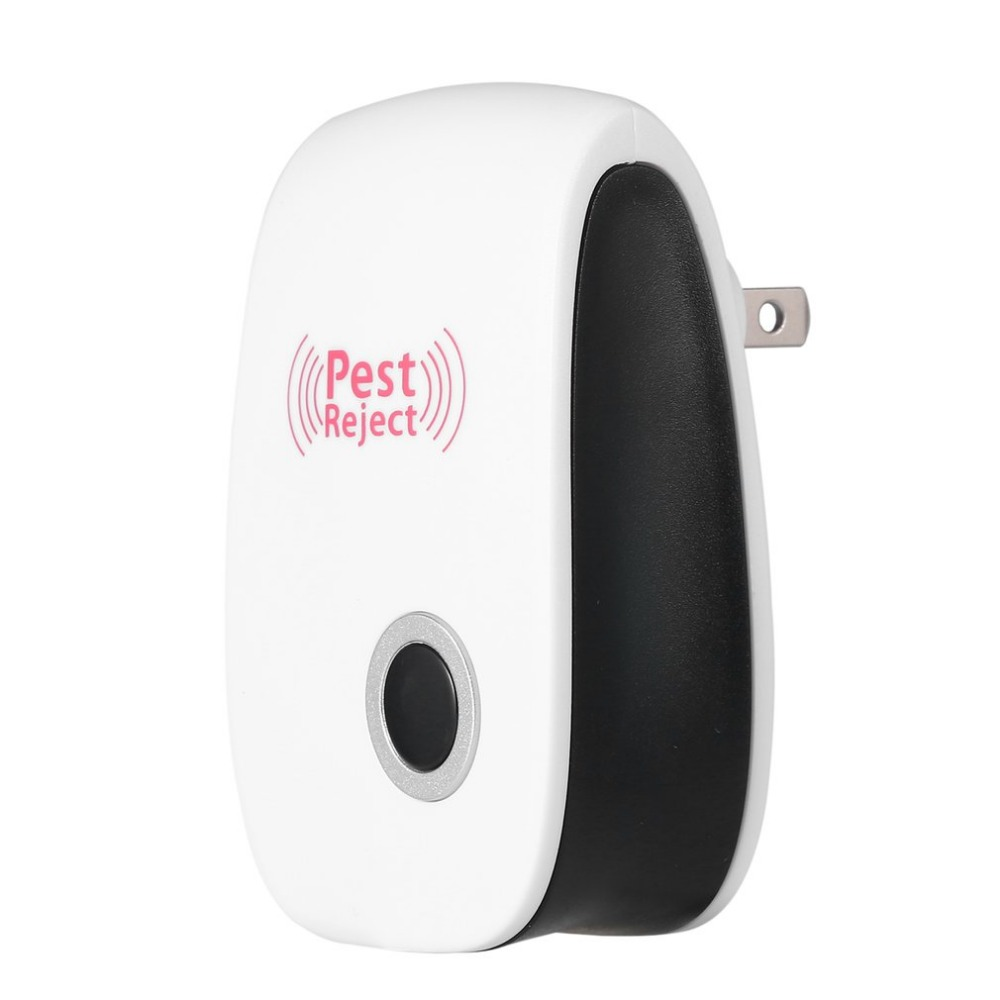 Electronic Ultrasonic Pest Repeller Mosquito Rejector Mouse Rat Mouse Repellent Anti Mosquito Repeller Killer Rode