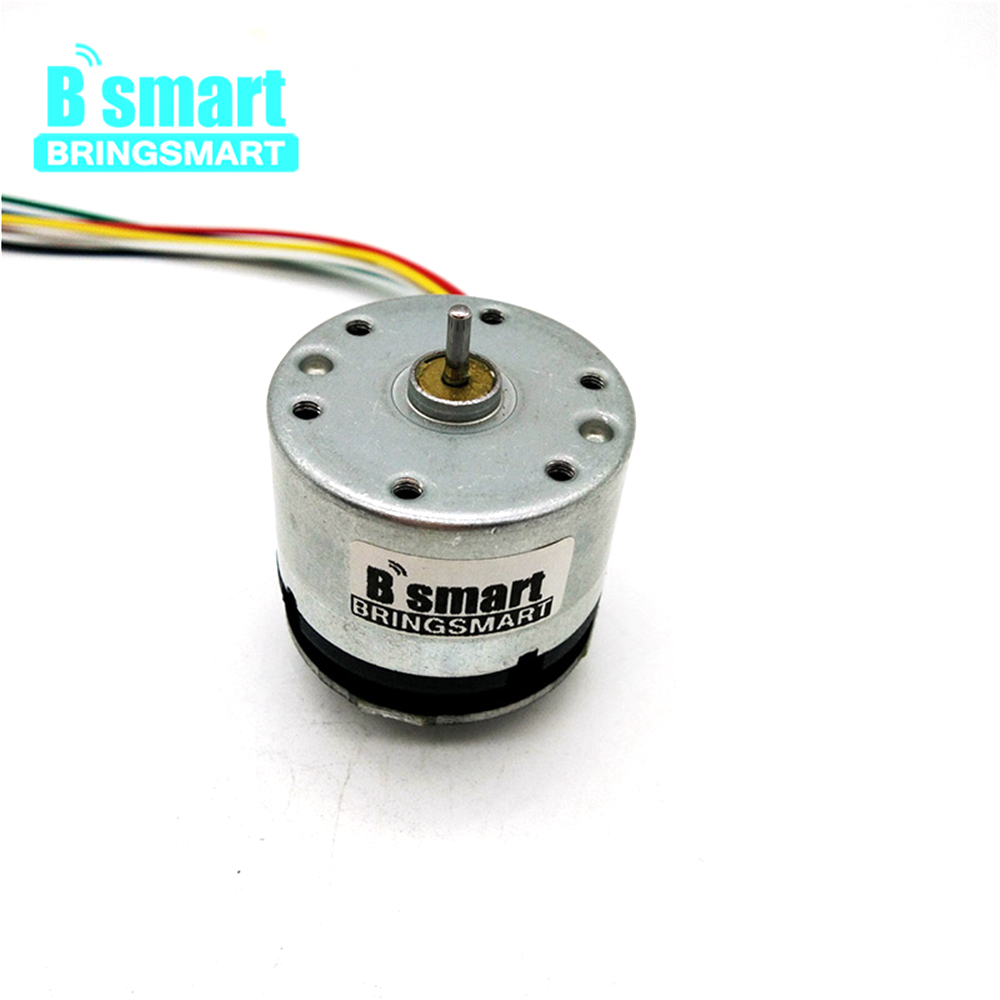 DC12V 24V 6000RPM RA-520 Micro DC Motor High Speed Motor For DIY Accessories