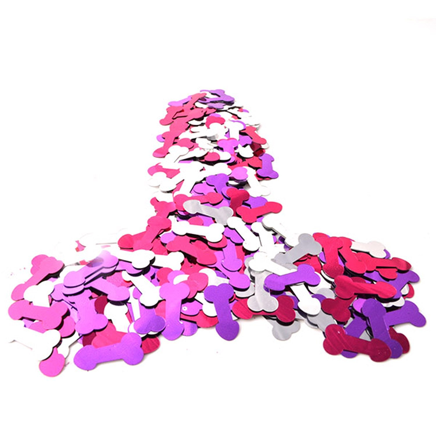 HOT!!! Baby Shower Gender Reveal Wedding Confetti Decoration ...