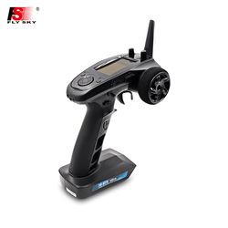 Flysky FS - GT5 6CH AFHDS RC Transmitter With FS - BS6 Receiver For RC Model Remote Control RC Parts Toys Kids Gifts