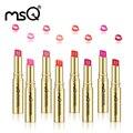 8 pçs/lote MSQ Makeup Nutritiva Lip Gloss Batom de Longa Duração À Prova D' Água Naturais Moda Marca Mulheres Lábio Maquiagem Cosméticos Matte