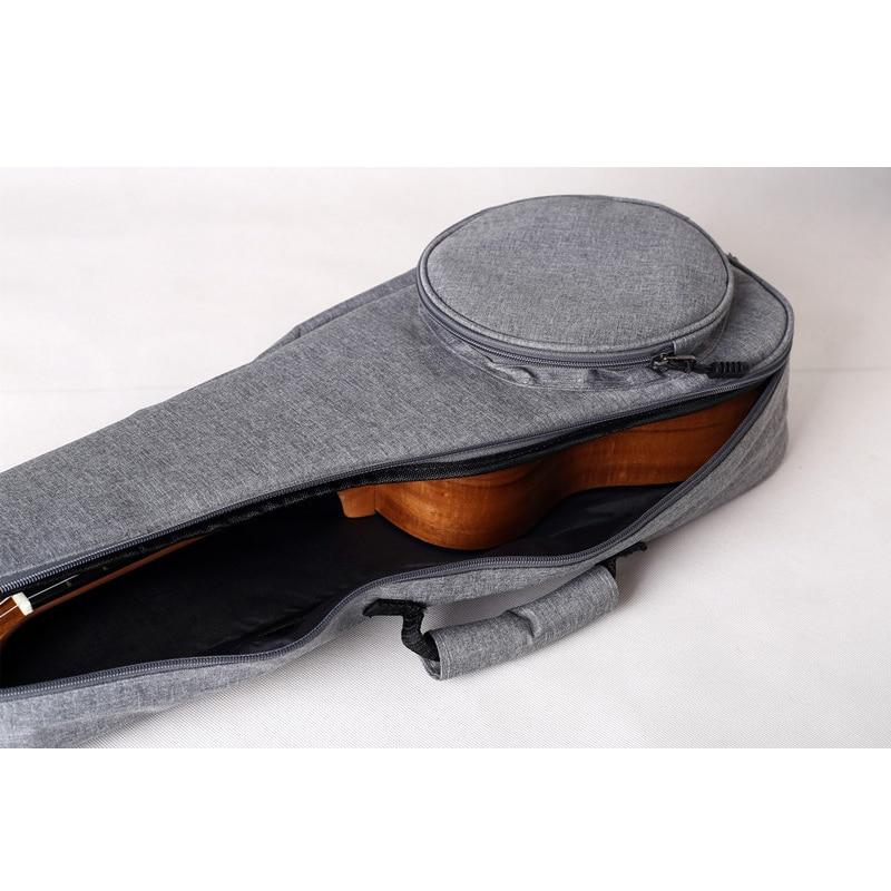 Image 5 - Ukulele Bag Case Thicken Soprano Concert Tenor 23 Inch Size Ukelele Mini Guitar Accessories Parts GigInstrument Bags & Cases   -