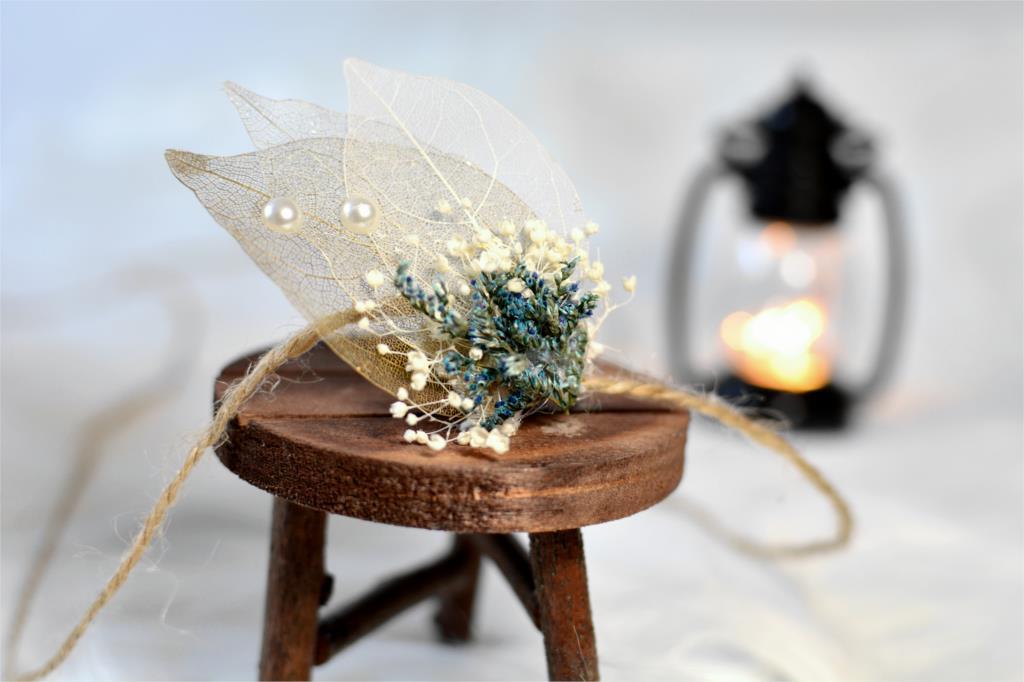 Original creative Bodhi leaf hair lead flower baby flower newborn photography headbands flower hair props