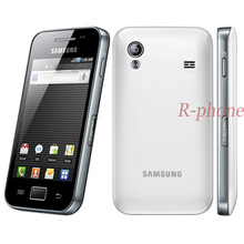 Отремонтированный Разблокированный Мобильный телефон SAMSUNG Galaxy Ace S5830 и один год гарантии