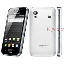 هاتف سامسونج جالاكسي أيس S5830 الأصلي المتجدد بدون قفل وضمان لمدة سنة واحدة