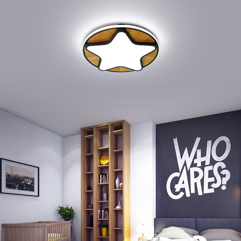 Moderne Led Kronleuchter 85 265 V Home Deco Decke led kronleuchter Lampe Für kinderzimmer Master Schlafzimmer glanz moderno Leuchten-in Kronleuchter aus Licht & Beleuchtung bei