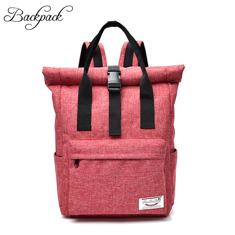 Brand Design Backpacks Unisex Casual Travel women campus Student School Bags Cheap font b Notebook b