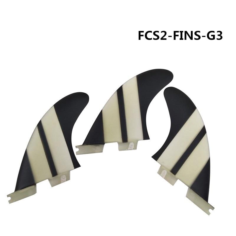 FCS II G5-ös feketék díszítik az üvegszálas fin - Vízi sportok - Fénykép 3