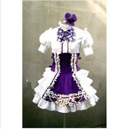 Macross Frontier Sheryl Nome cosplay anime clothes costumes Custom Made Free Shipping