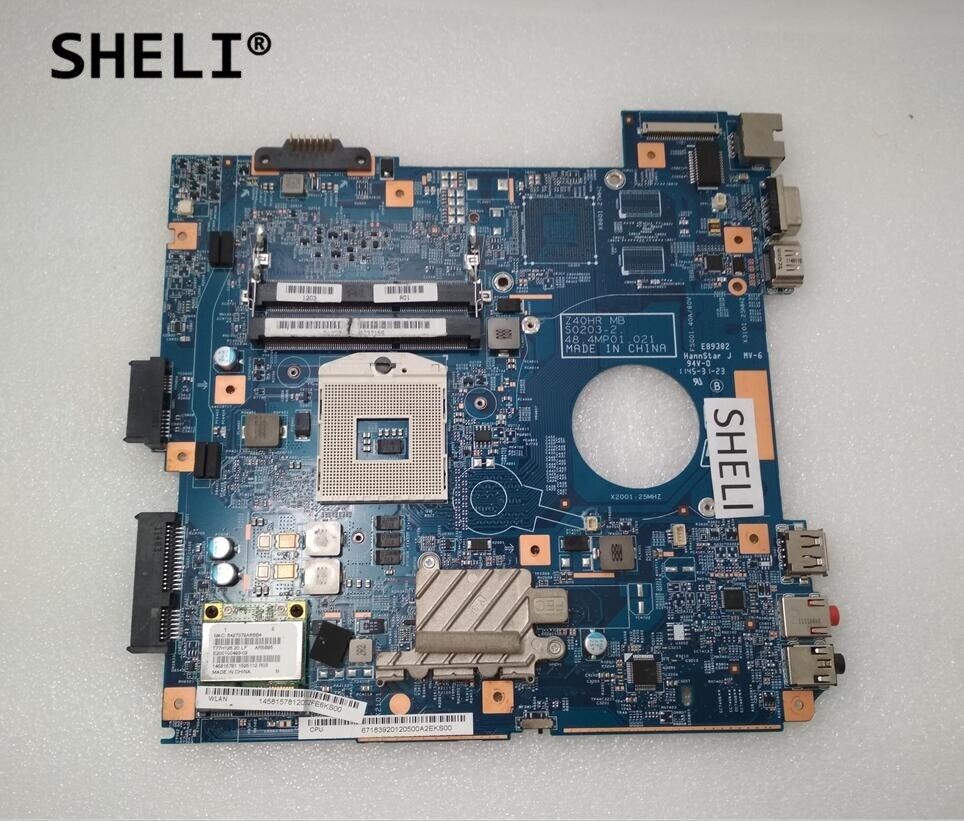 Sony VPC-EG SHELI MBX-250 Anakart 48.4MP06.021 VPCEG36EG A1829659ASony VPC-EG SHELI MBX-250 Anakart 48.4MP06.021 VPCEG36EG A1829659A