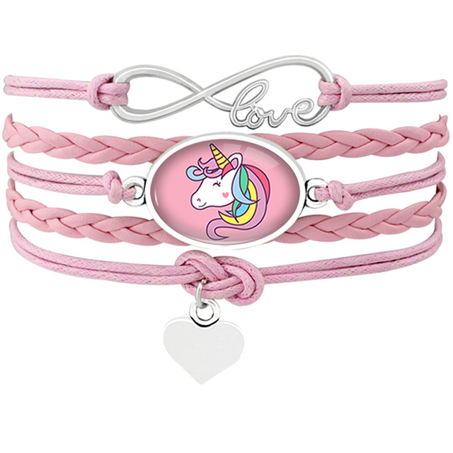 UNICORN THEMED BRACELET (12 VARIAN)