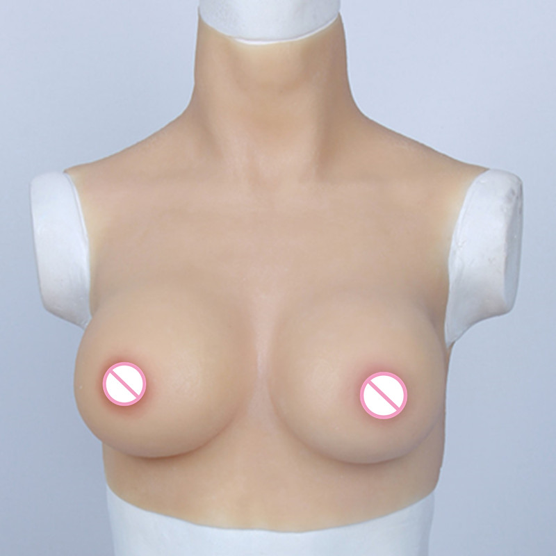 D Cup Fake Boobs Shemale Silicone Breast Transgender Favourite Crossdresser Silicone Breast Forms Realistic Artificial Boobs 1200g dd cup boobs for drag shemale transgender prosthetic breasts cups for dresses silicone fake breast