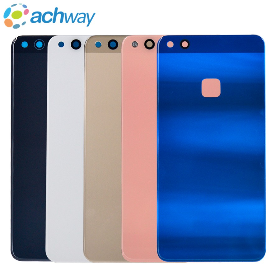 Huawei P10 Lite Back Glass Battery Cover Rear Door Back Housing Case For Huawei P10 Lite Back Battery Glass Cover P10lite