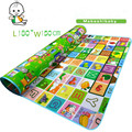 New EVA kids Play Mat Safety Baby Carpet Foam Mats Crawling Child Playmat Portable Picnic Mat Puzzle Game Pad 180X150X0.5CM